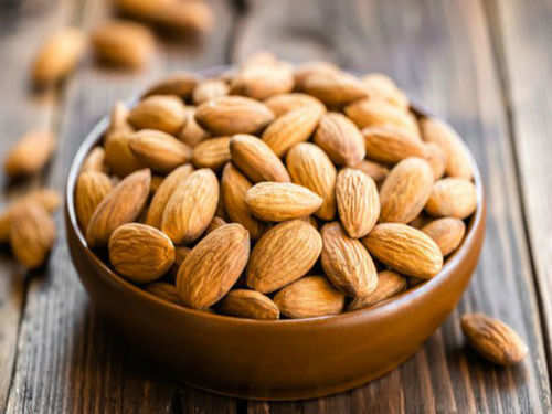 Surprising side effects of eating too many almonds | The Times of India