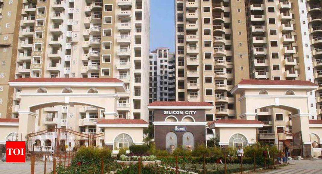 amrapali silicon city Noida moves NCLT to
