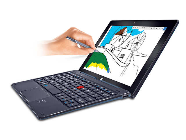 iBall Slide PenBook 2-in-1 launched in India at Rs 24,999