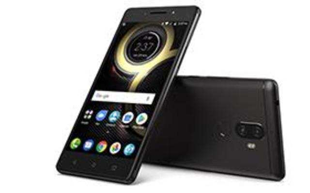 8a59f0281e9 The Lenovo K8 Plus 4GB RAM smartphone comes in Venom Black and Fine Gold  colour options