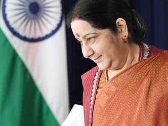 Threats endangering South Asia's peace and stability on rise: Sushma