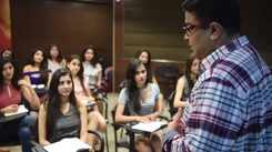 Campus Princess 2017 Talent Management and Agency Relation session with Sameer Matai