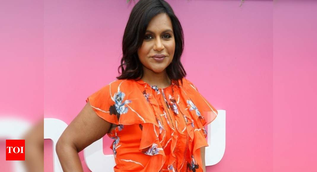 Mindy Kaling I Know I M Gonna Be A Dorky Mom English Movie News Times Of India