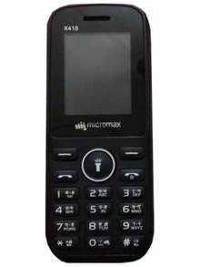 Micromax X415