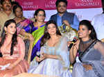 Sushmita Sen with Sashi Vangapalli