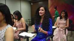 Campus Princess 2017: Personal branding session with Tanvi Bhatt