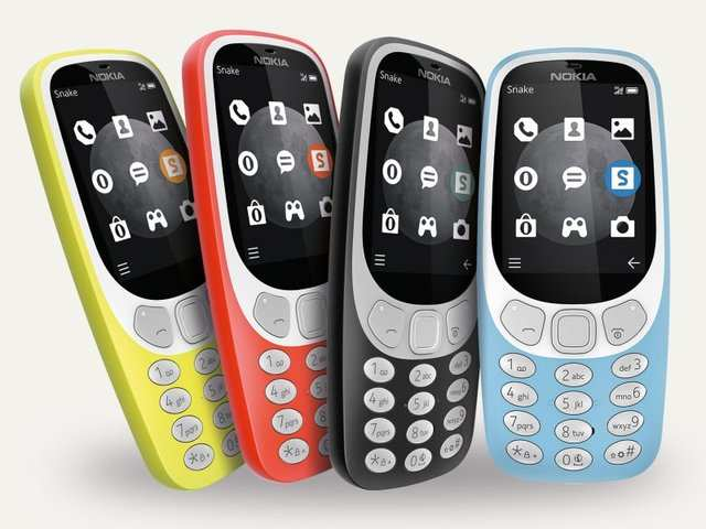 Nokia 3310 with 3G connectivity launched