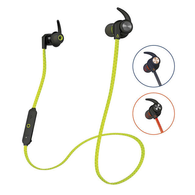 Creative launches Outlier Sports in-ear headphones, priced at Rs 2,999