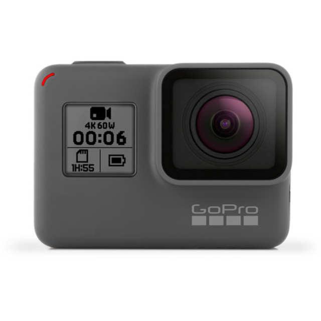 GoPro Hero6 Black announced: 4K