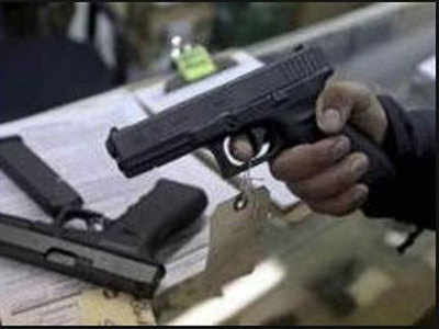 Of India's 33 69 lakh gun licences, 12 77 lakh in UP: MHA