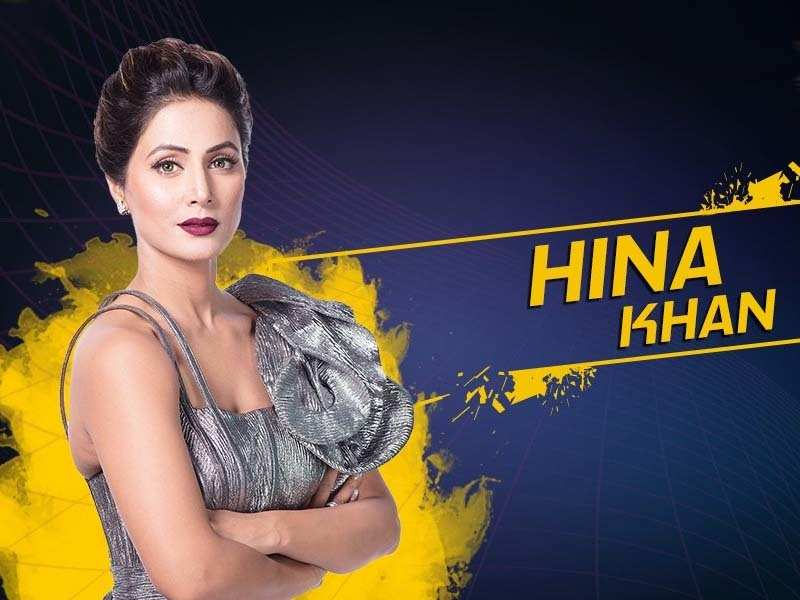 Hina Khan - Bigg Boss 11 Contestant: Biography