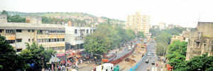 Pune metro is not on the right track