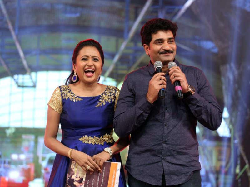 Suma and Rajeev Kanakala launch their new production house 'Jujube TV' -  Times of India