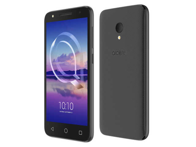 Alcatel U5 HD smartphone with 4G VoLTE launched at Rs 5,999