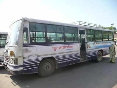 UPSRTC bus ride to cost more | Lucknow News - Times of India
