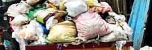 Parvati residents tired of garbage problems