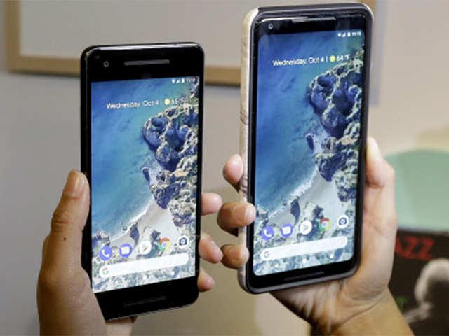 Google Pixel 2, Pixel XL 2