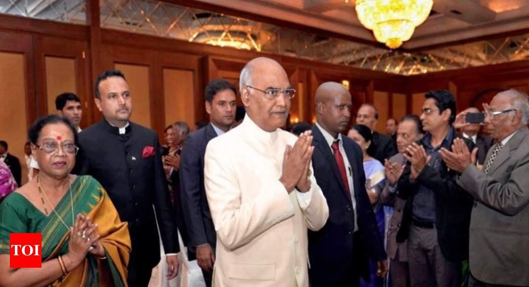 Ram Nath Kovind India Ethiopia Sign Agreements On Trade