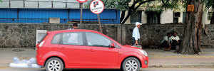 All the wrong signs from PMC in Kothrud