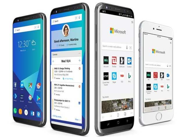 Microsoft announces Edge browser for Android, iOS along with Microsoft Launcher