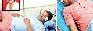 Student attacks two teachers with sickle, lands one in the ICU