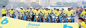 Pune will soon be able to cab two-wheelers