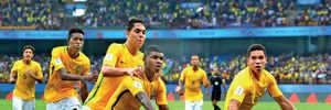 BRAZIL'S BOY ZEAL