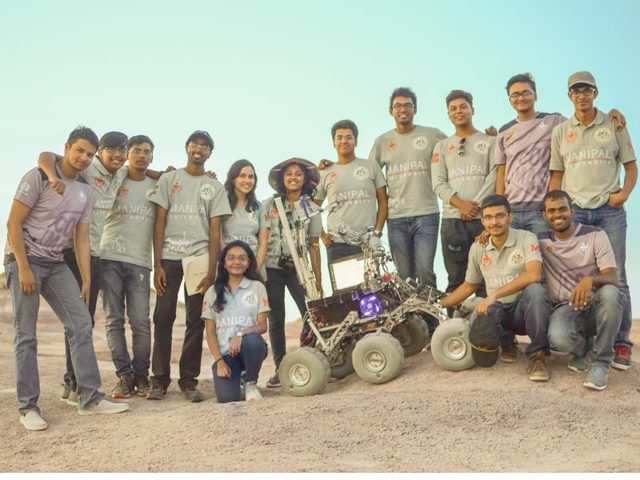 Ranked 8th in world, Mars Rover Manipal to build two new rovers