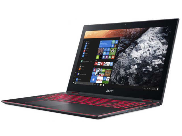 Acer Nitro 5 Spin 2-in-1 convertible laptop launched in India, price starts at Rs 79,990