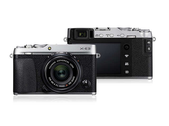 FujiFilm X-E3 launched in India, price starting at Rs 70,999