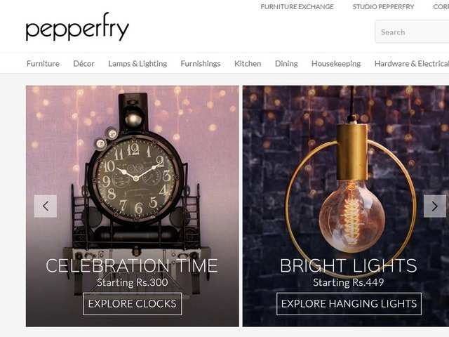 Pepperfry discovered many consumers were reluctant to buy online. After running consumer tracks, it discovered almost 50% of people who walk in, place an order within six weeks.