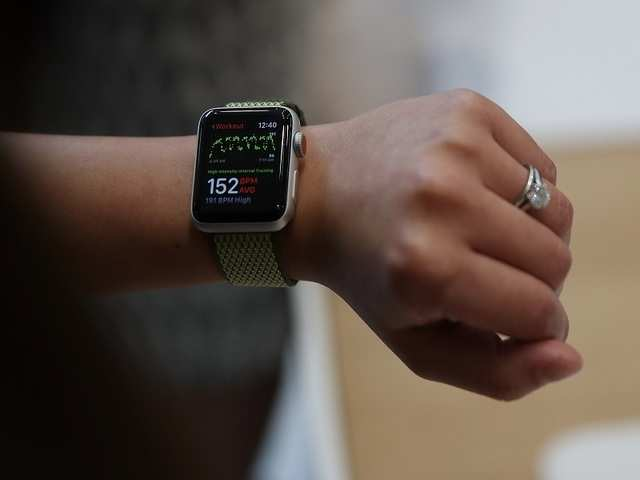 """Apple launched its """"Watch Series 3"""" last month with a built-in cellular to let users stay connected, make calls, receive texts and more, even if the iPhone is not nearby."""