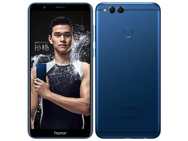 Honor 7X with dual rear camera setup and full screen display launched in China