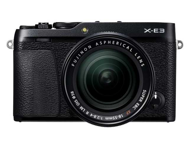 A mirrorless interchangeable lens camera is a like a conventional DSLR camera, but uses a digital display system rather than an optical mirror and optical viewfinder.