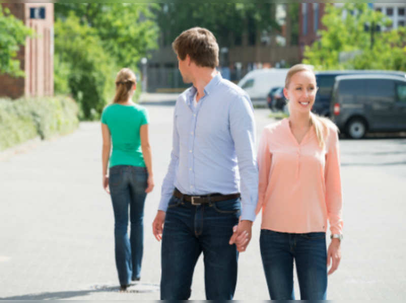 Can I be friends with my married ex-boyfriend? (Image: Shutterstock)
