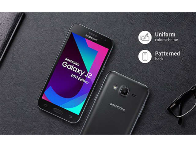 Samsung Galaxy J2 (2017) smartphone with 4G VoLTE launched at Rs 7,390