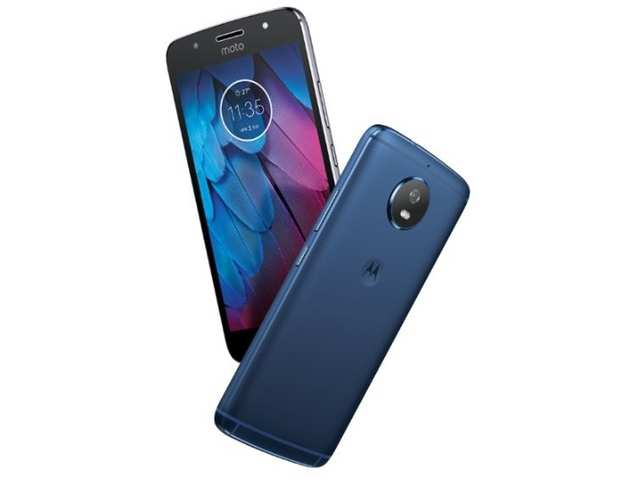 Moto G5S 'Midnight Blue' variant launched at Rs 14,999