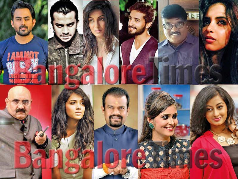 Here are the 17 contestants of Bigg Boss Kannada season 5