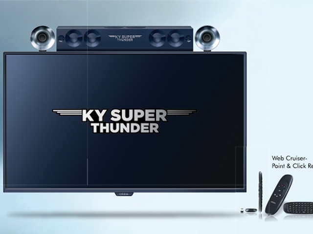 Onida KY Super Thunder television launched at Rs 99,999