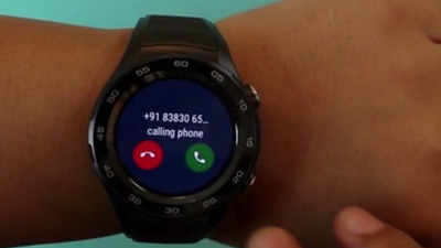 Huawei Watch 2 smartwatch launched in India, price starts at Rs 20,999