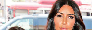 Kim Kardashian donates food to homeless