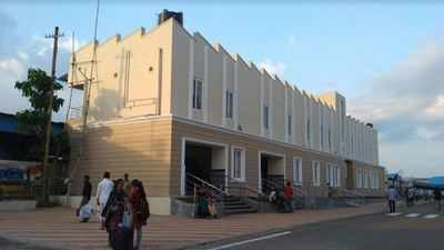 Building on platform 6 side of Bhubaneswar station to be ready by
