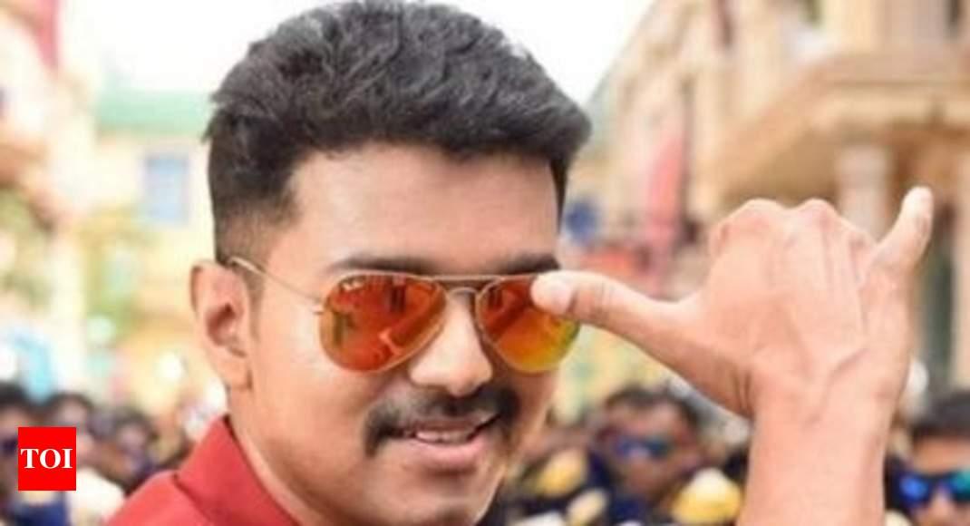 Tamil Nadu Leader Backs Actor Vijay Bjp Fumes Chennai News