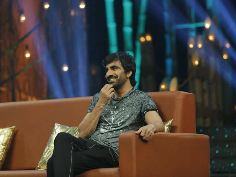 Raja The Great Star Mass Maharaja Ravi Teja Guest On Pradeep Machiraju S Konchem Touch Lo Unte Chepta Times Of India