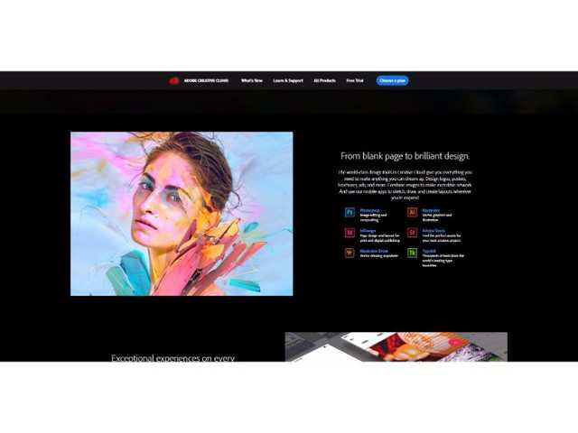 Both these tools can be expected to ship with upcoming versions of the Adobe Creative Suite.