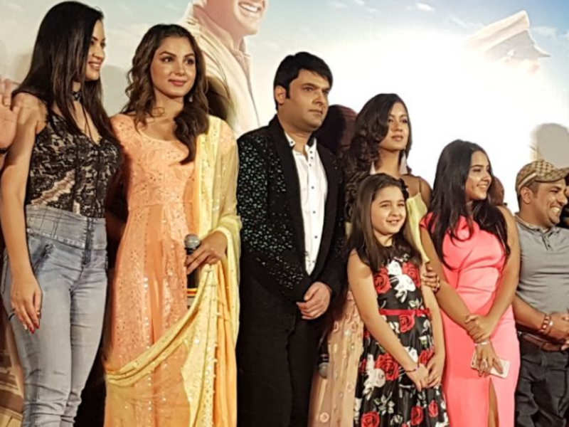 Firangi trailer: Kapil Sharma and the cast of 'Firangi' launch the trailer of the film