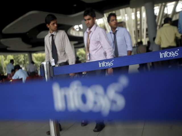 """Infosys' search for next CEO """"progressing well"""""""