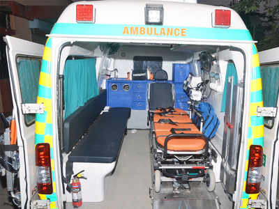 Animal ambulance attending to 47 emergencies daily