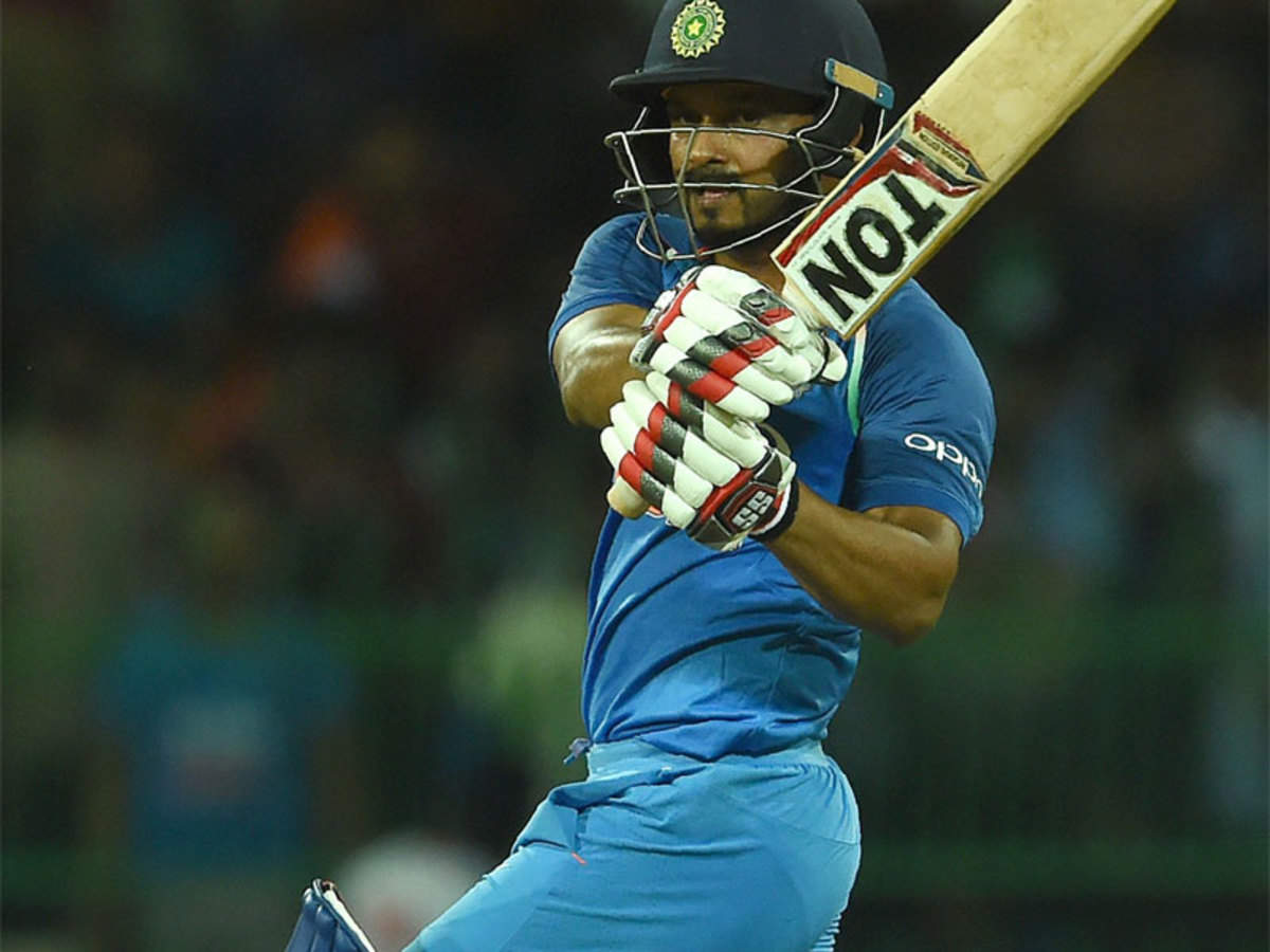 Kedar Jadhav: Dropped from T20 team, Jadhav feels the heat at home |  Cricket News - Times of India