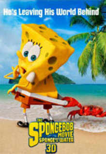 The Spongebob Movie - Sponge Out Of Water